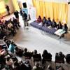 Diálogo sobre el PACE en Liceo Nueva Zelandia de Santa Juana