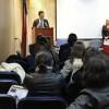 PACEUdeC expone trabajo ante SEREMI de Educación