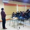 Reunión con Apoderados en Liceo Crisol de Mulchén